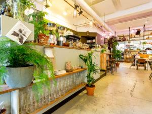 vegan eten bij restaurant Utrecht Broei